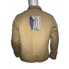 Attack On Titan TV Series Cotton Jacket