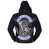Sons Of Anarchy Reaper Jacket Jax Teller Samcro