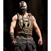 Bane The Dark Knight Rises Batman Costume Party Vest Jacket