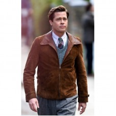 Allied Brad Pitt Jacket