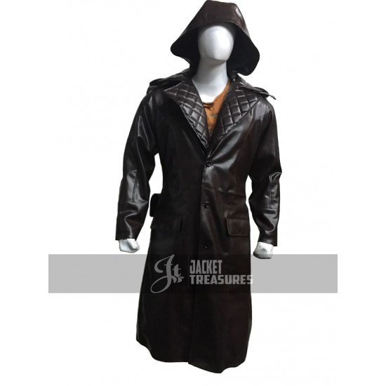 Assassins Creed Syndicate Jacob Frye S Halloween Hoodie Coat Costume