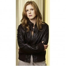 Caprica Magda Apanowicz Leather Jacket
