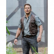 Jurassic World Chris Pratt Owen Grady Vest