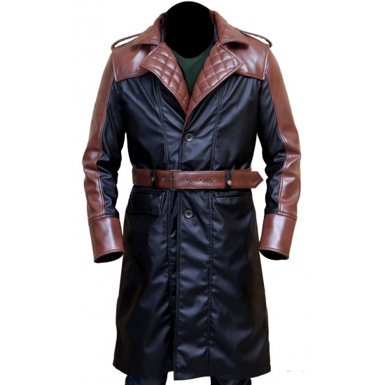 Jacob Frye Assassin S Creed Syndicate Halloween Trench Coat Costume