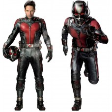 Ant Man Paul Rudd Leather Jacket