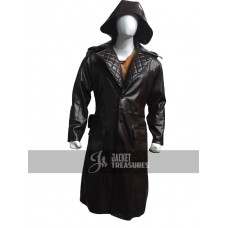 Assassins Creed Syndicate Jacob Frye's Halloween Hoodie Coat Costume