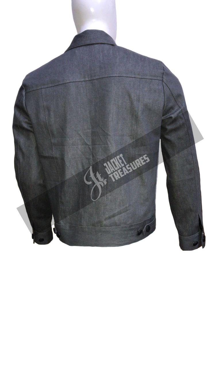 77a79836360 Chris Hemsworth Thor Ragnarok Denim Jacket