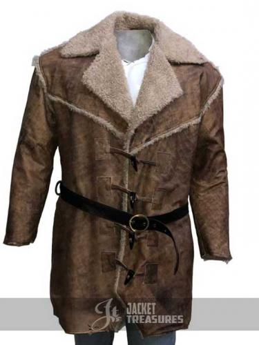 Anson Mount Hell On Wheels Cullen Bohannon Coat